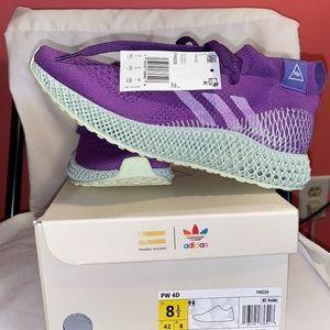 Pharrell Williams x 4D Runner 'Active Purple'